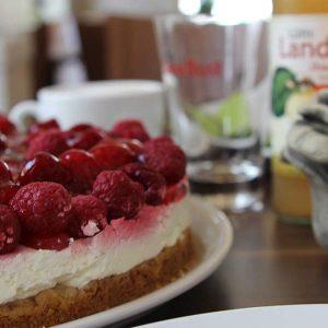 Kuchen und Torten in 25840 Friedrichstadt Blumenhaus-Café
